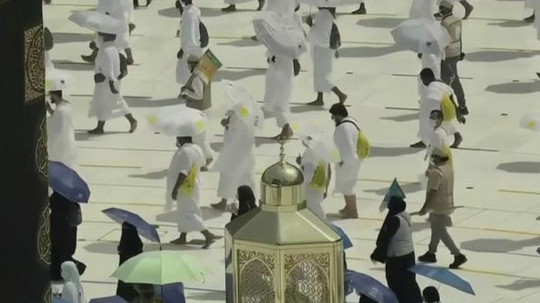 Local Muslims commemorate Hajj pilgrimage amidst pandemic