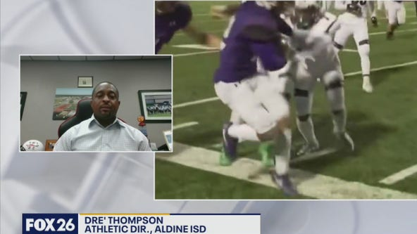 Aldine ISD Director of Athletics, Dre' Thompson, joins us to talk about navigating a Sports Program thru Covid-19.