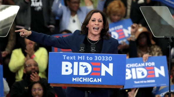 Kamala Harris: From district attorney to senator to historic VP running mate — here's what you need to know