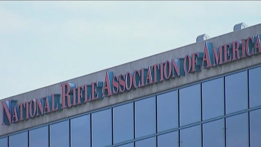 Lawsuit seeking to dissolve the National Rifle Association
