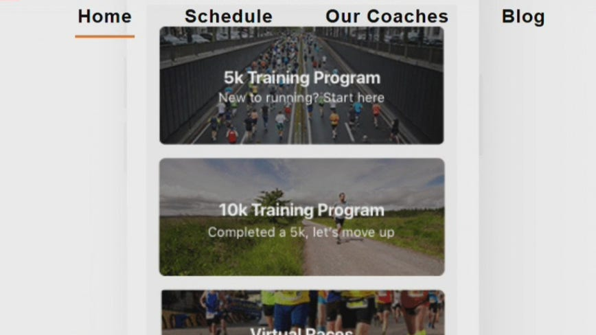New app offers live racing experience