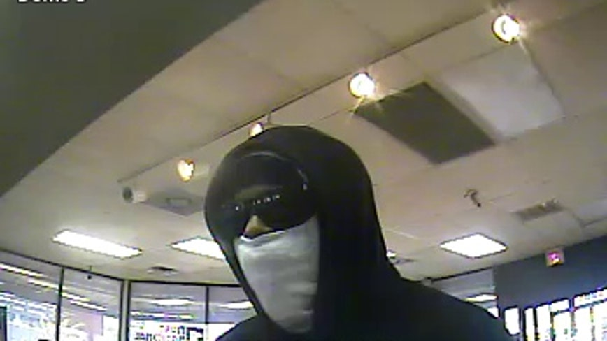 FBI: Bank robbery suspect strikes again in West Houston