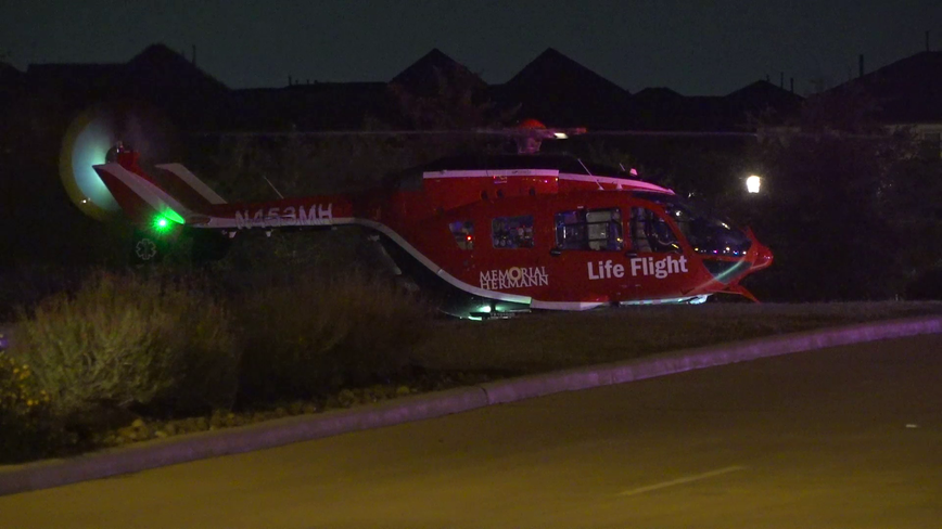 Man hospitalized after golf cart incident in Cypress