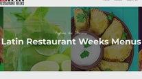Houston Latin Restaurant Weeks