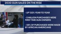 Debrief: 2020 gun sales on the rise