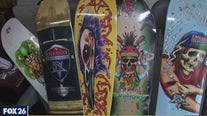 Business booming for Embassy Skateboard as interest in sport spikes
