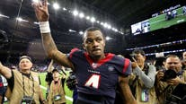 Deshaun Watson's story is incredible, he has 156 million reasons to cry