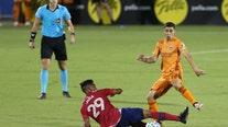 FC Dallas defeat Houston Dynamo, 2-1