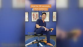 Viral chiropractor shows how to TikTok dance your way to pain relief