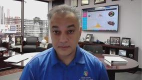 Dr. Umair Shah discusses COVID-19 risk