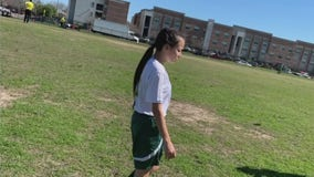 Sharpstown 3-sport student athlete is Making the Grade