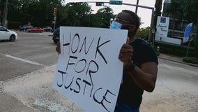 Weekend protest held in Houston for Breonna Taylor