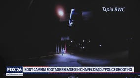 Body cam video released and officers fired in Chavez shooting