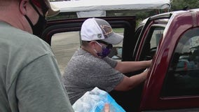 Lake Jackson city residents receiving free water during boil water order