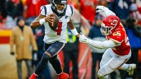 Deshaun Watson agrees to 4-year-extension with Houston Texans