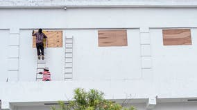 Hurricane Nana lashes Belize, moves across Guatemala