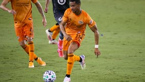 Dynamo unbeaten in 4-straight, top Minnesota United 3-0