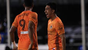 Houston Dynamo draw against Minnesota United in first fan-filled home game in months