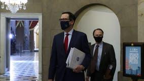 Mnuchin, Pelosi agree to revive coronavirus relief talks as Dems draft $2.4T proposal