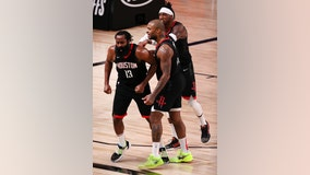 Houston plays Los Angeles to start Western Conference semifinals