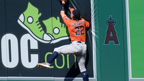 Angels rally in 8th to complete 4-game sweep of Astros