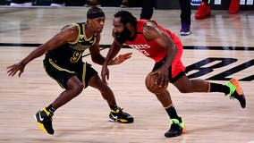 Houston Rockets fall to Los Angeles Lakers in Game 2, 117-109