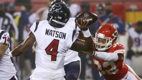Houston Texans fall to Kansas City Chiefs 34-20 in season opener