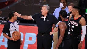 Houston Rockets eliminated from NBA Playoffs by Lakers