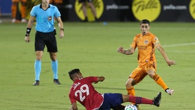 FC Dallas defeat Houston Dynamo, 2-1