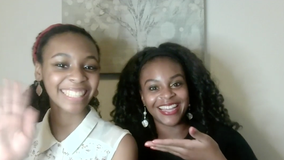 Mother-daughter duo battle through hardships to celebrate graduation together