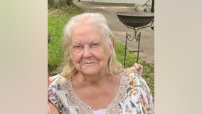 HCSO searching for missing elderly woman suffering from dementia
