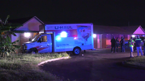 Suspect arrested after 48-mile chase in U-Haul from Houston to Dayton