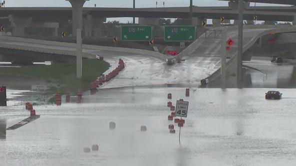 Why did SH288 flood, after nearly a billion dollars in reconstruction and improvement
