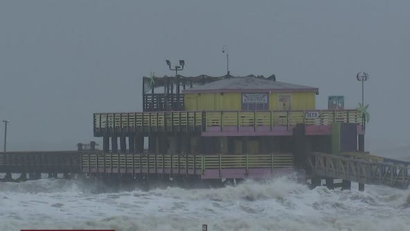 Surfside resident to ride out Tropical Storm Beta