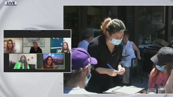 Your take: panel members discuss pandemic's impact on businesses