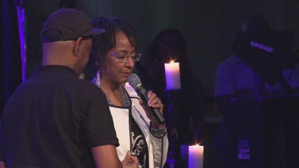 Houston pastor talks about her battle with depression