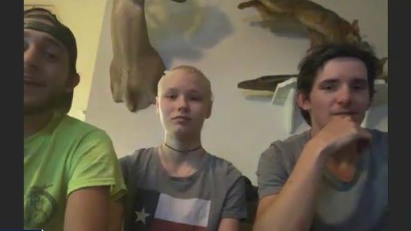 Friends remember Sierra Rhodd, as well as her father