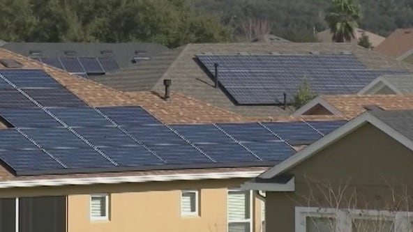 Home solar power installations quadrupled in Houston