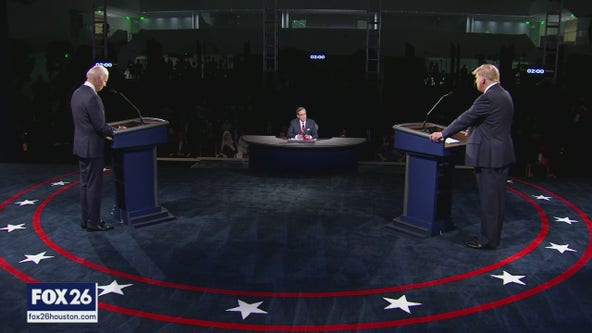 "Young voters ""turned off"" by ugliness of presidential debate"