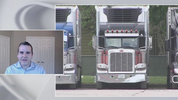 Former truck driver talks about challenges the industry is facing