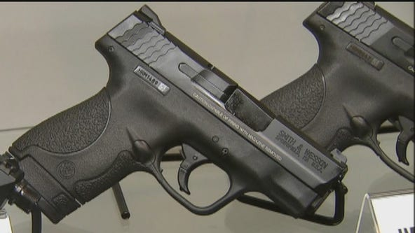 First-time gun buyers projected to top 8M: Smith & Wesson