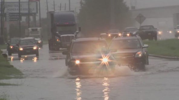 Officials urging Houstonians to stay weather aware this week