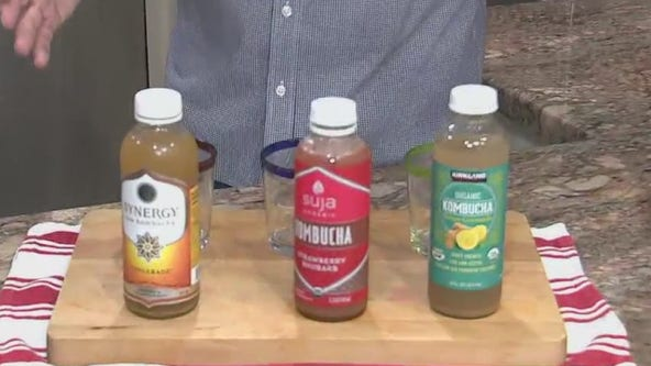 Eat It to Beat It Challenge: Kombucha