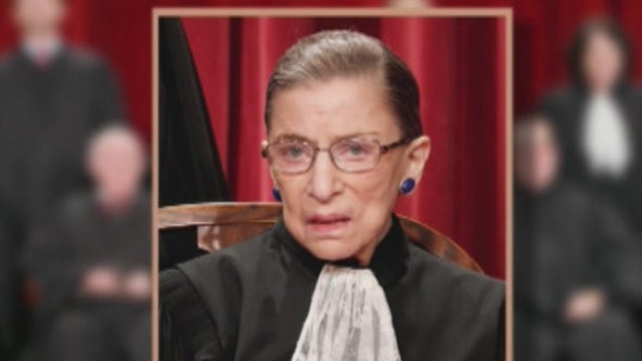US Supreme Court Justice Ruth Bader Ginsburg's death shaking up political community