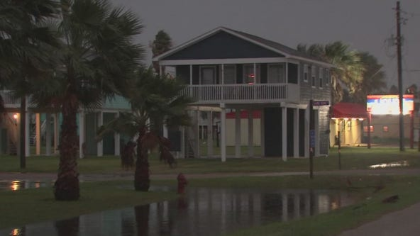 Storm surge from Beta takes toll on Surfside Beach
