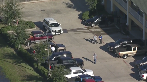 Infant found dead inside Baytown motel following SWAT standoff