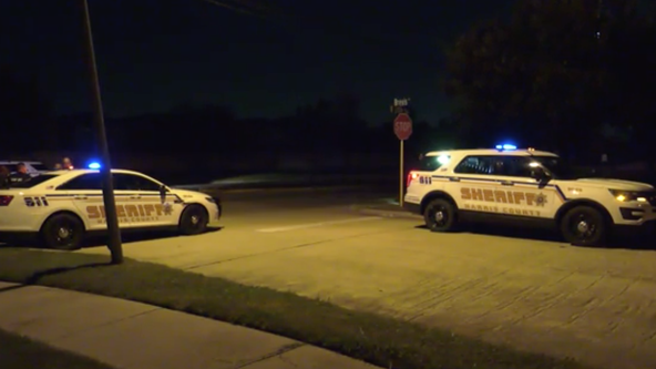 HCSO deputies investigate after a man was found dead in street