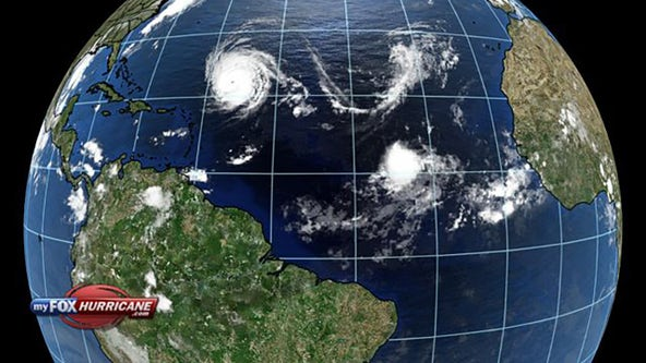 Tropical Storm Wilfred forms in Atlantic, using final name on NHC's 2020 list