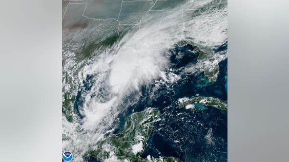 Texas Governor readies resources as Tropical System moves through Gulf of Mexico