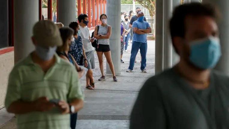 The Texas Legislature eliminated straight-ticket voting in 2017